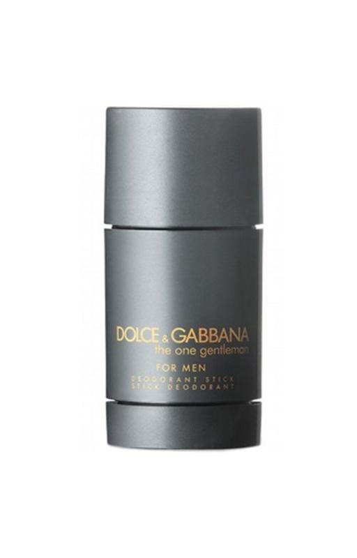 Dolce & Gabbana The One Gentleman dezodorant w sztyfcie dla mężczyzn 75 ml