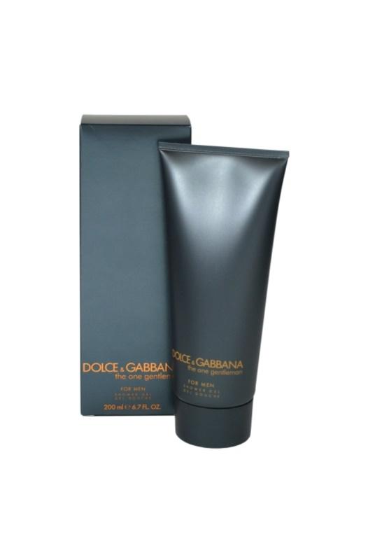 Dolce & Gabbana The One Gentleman gel de dus pentru barbati 200 ml