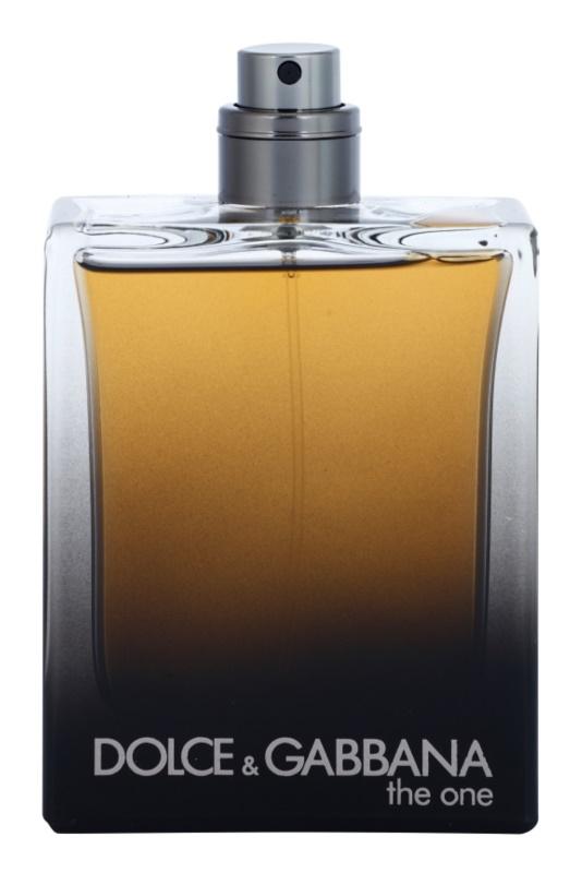 Dolce & Gabbana The One for Men eau de parfum teszter férfiaknak 100 ml