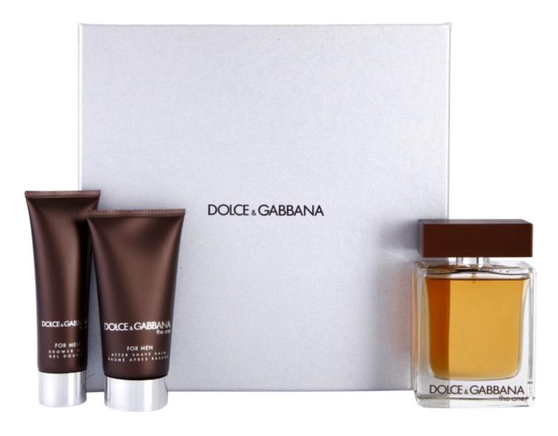 Dolce & Gabbana The One for Men Geschenkset VI.