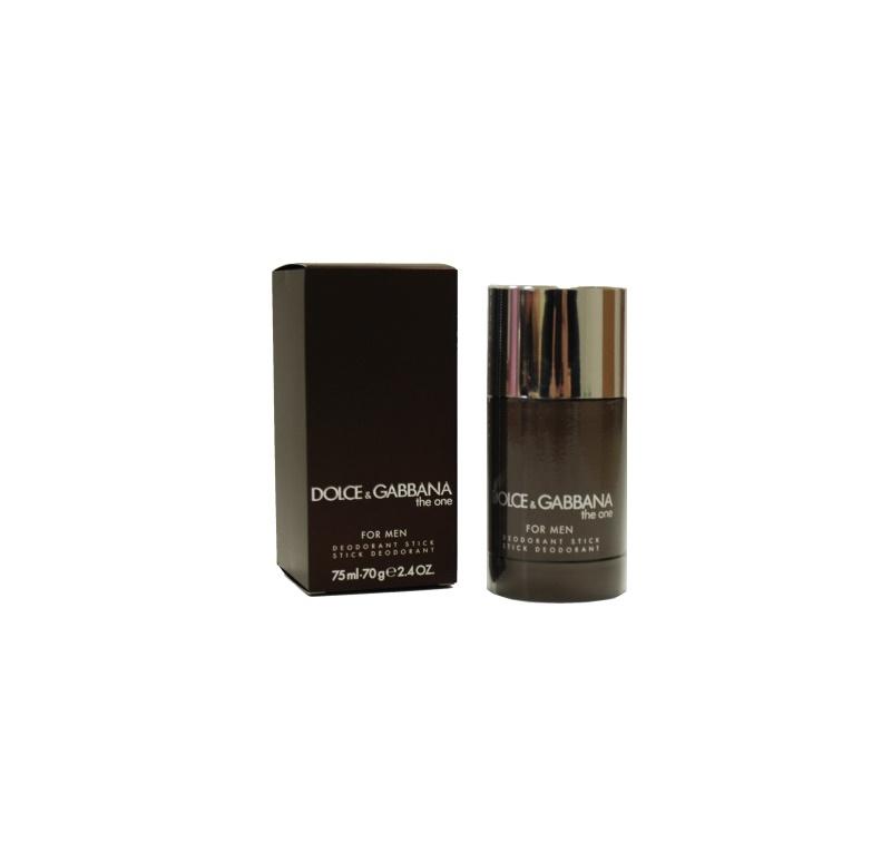 Dolce & Gabbana The One for Men dezodorant w sztyfcie dla mężczyzn 75 ml