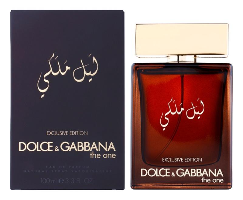 Dolce & Gabbana The One Royal Night парфумована вода для чоловіків 100 мл