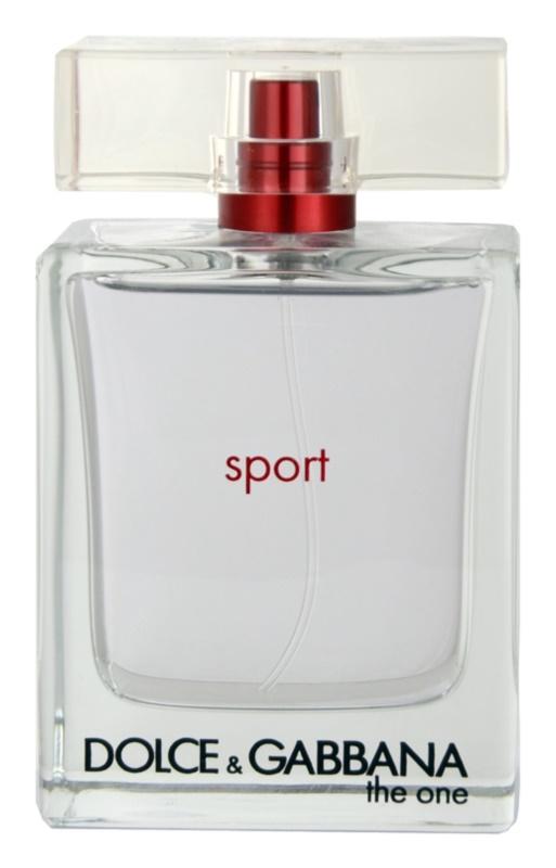 Dolce & Gabbana The One Sport for Men woda toaletowa tester dla mężczyzn 100 ml