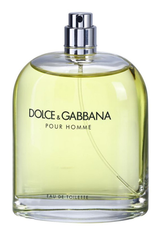 Dolce & Gabbana Pour Homme woda toaletowa tester dla mężczyzn 125 ml