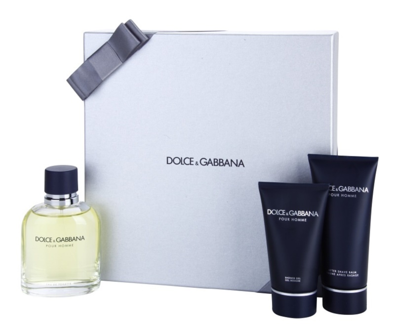 Dolce & Gabbana Pour Homme coffret cadeau IV.