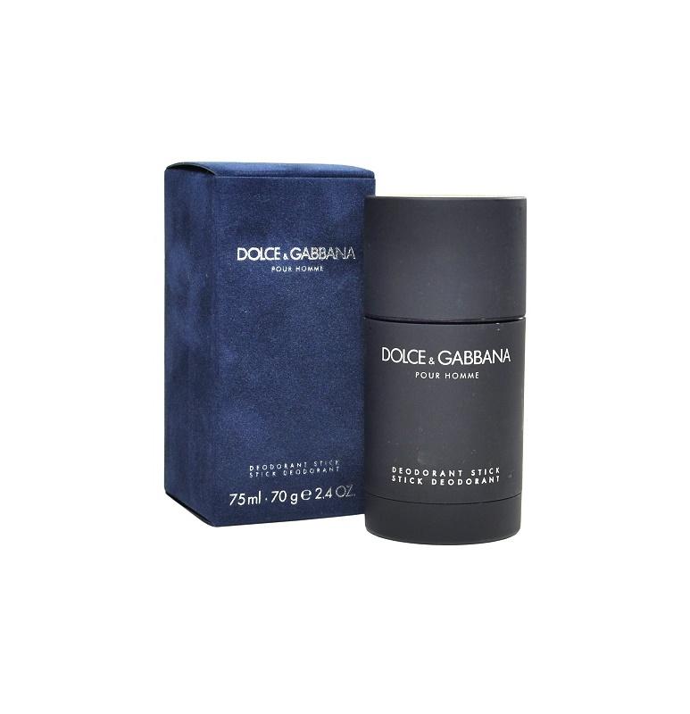 Dolce & Gabbana Pour Homme Deodorant Stick voor Mannen 75 ml