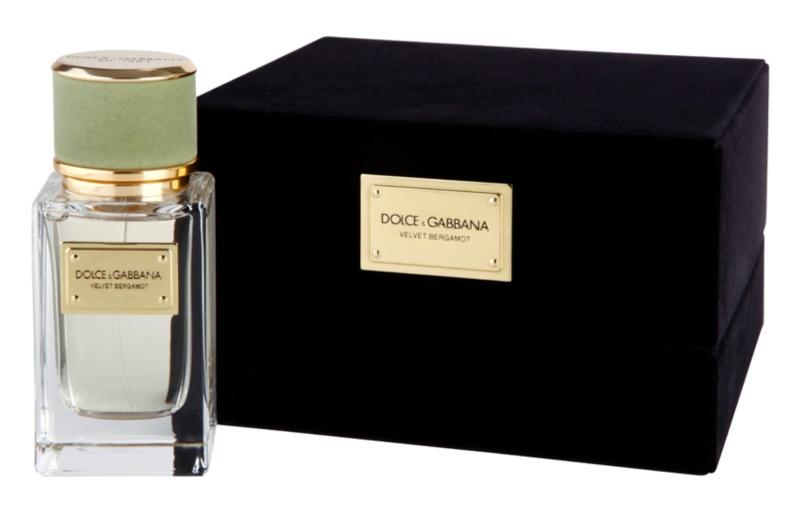 Dolce & Gabbana Velvet Bergamot eau de parfum para hombre 50 ml