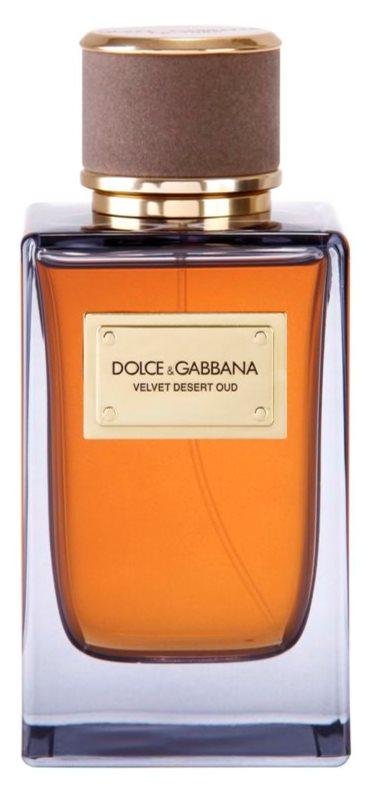 Dolce & Gabbana Velvet Desert Oud eau de parfum mixte 150 ml