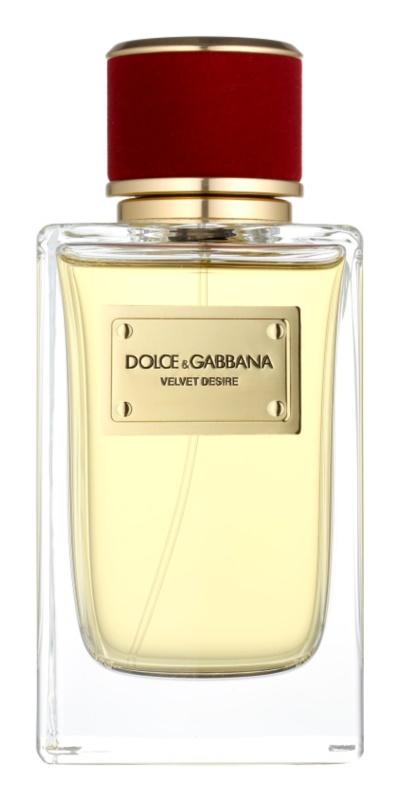 Dolce & Gabbana Velvet Desire eau de parfum pour femme 150 ml