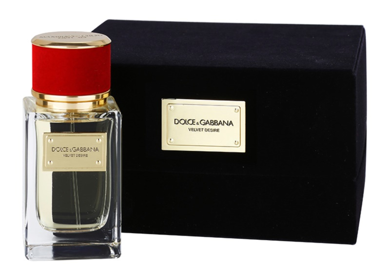 Dolce & Gabbana Velvet Desire eau de parfum nőknek 50 ml