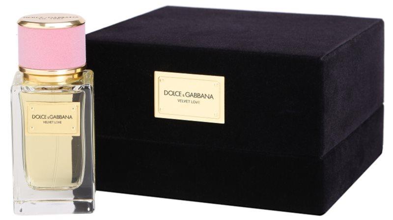 Dolce & Gabbana Velvet Love eau de parfum pentru femei 50 ml
