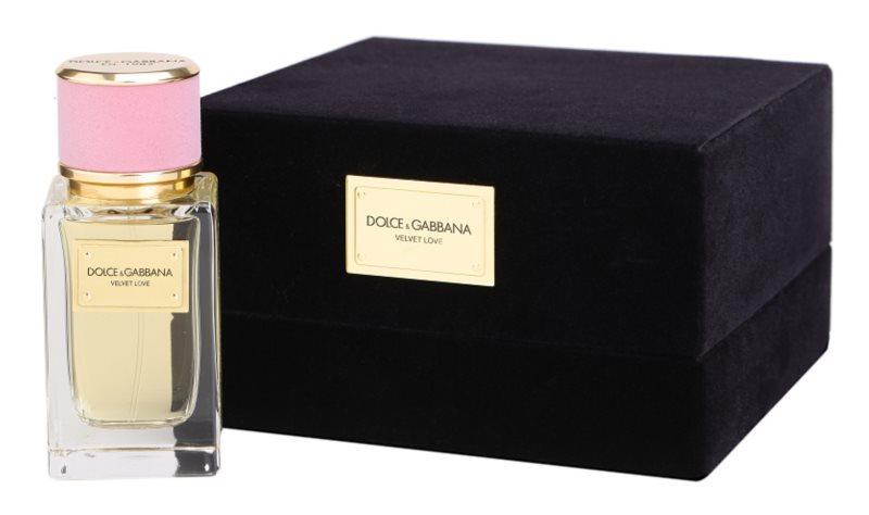 Dolce & Gabbana Velvet Love Parfumovaná voda pre ženy 50 ml