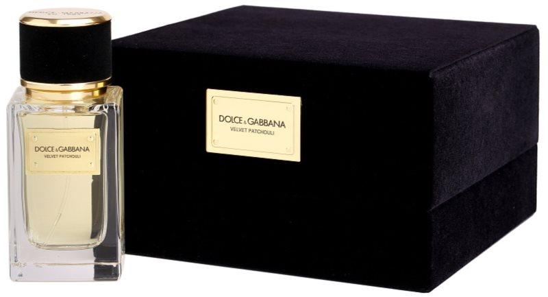 Dolce & Gabbana Velvet Patchouli woda perfumowana unisex 50 ml