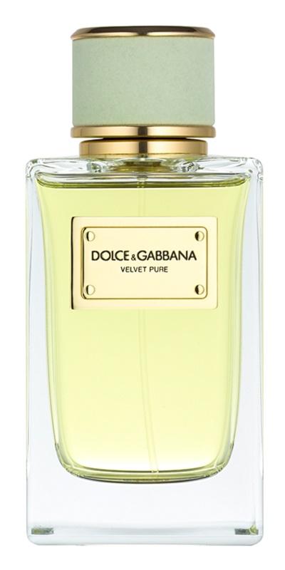 Dolce & Gabbana Velvet Pure Eau de Parfum voor Vrouwen  150 ml