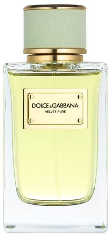 Dolce & Gabbana Velvet Pure Parfumovaná voda pre ženy 150 ml