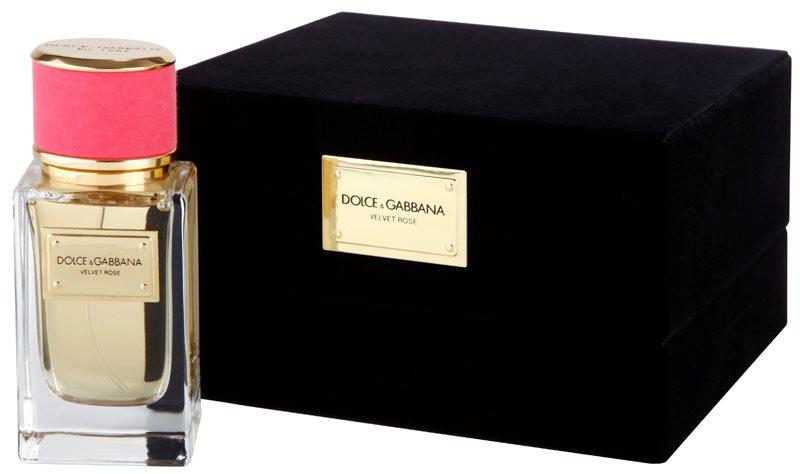 Dolce & Gabbana Velvet Rose парфюмна вода за жени 50 мл.