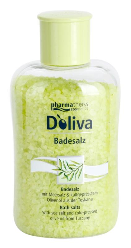 Doliva Basic Care soľ do kúpeľa
