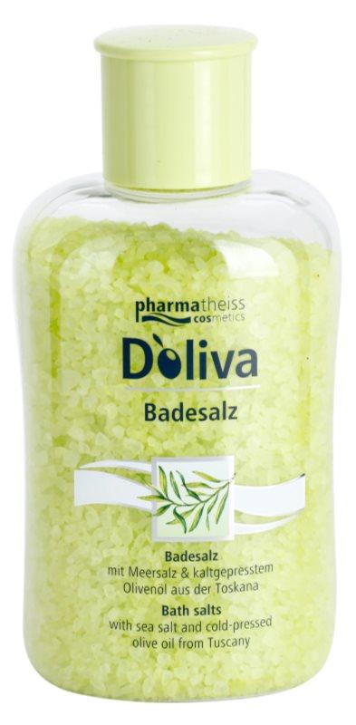 Doliva Basic Care сіль для ванни