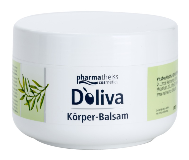 Doliva Basic Care baume corporel
