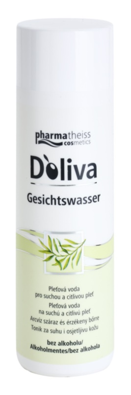 Doliva Basic Care Face Lotion for Sensitive and Dry Skin