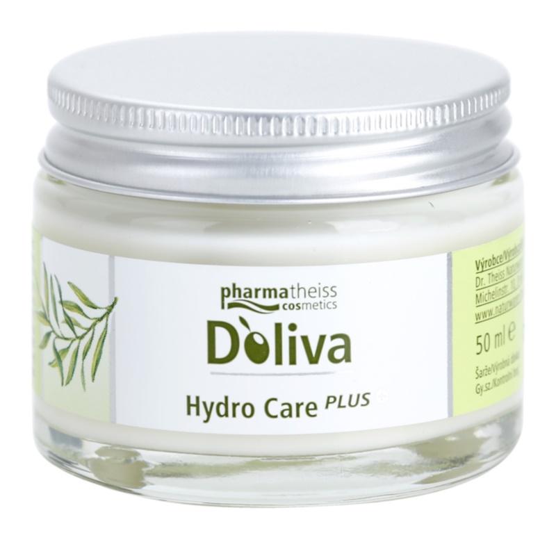 Doliva Basic Care Lichte Hydraterende Crème  voor het Gezicht