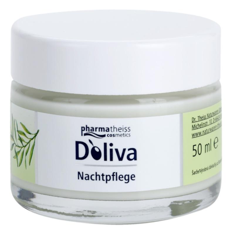Doliva Basic Care crema regeneratoare de noapte cu ceramide