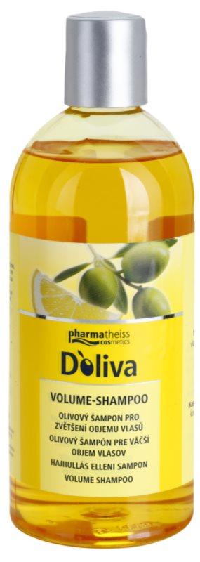 Doliva Basic Care šampon za povečanje volumna
