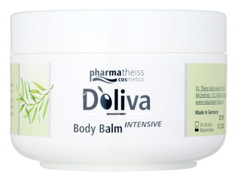 Doliva Intensive Care бальзам для тіла 45+