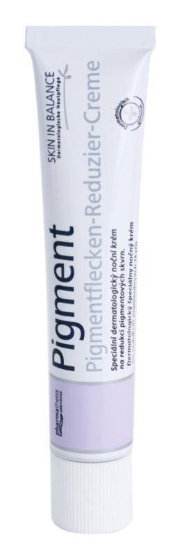 Doliva Skin In Balance Pigment Dermatological Night Cream to Reduce Pigmentation Spots