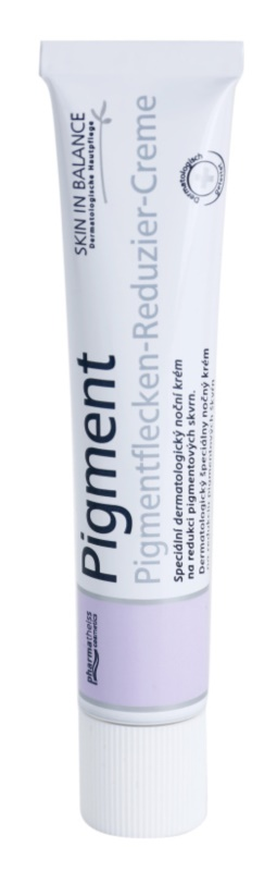 Doliva Skin In Balance Pigment dermatologický noční krém na redukci pigmentových skvrn