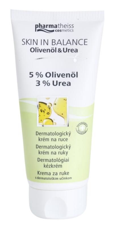 Doliva Skin In Balance Urea dermatologický krém na ruky