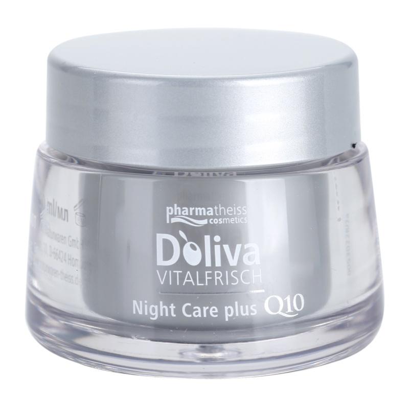 Doliva Vitalfrisch Q10 Nachtcreme für die Regeneration der Haut