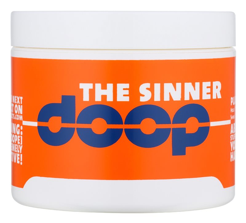 Doop The Sinner cera para dar definición al peinado para cabello