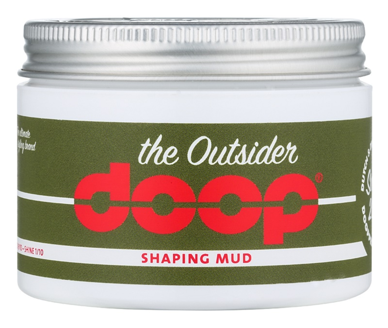 Doop The Outsider lama modeladora  para cabelo