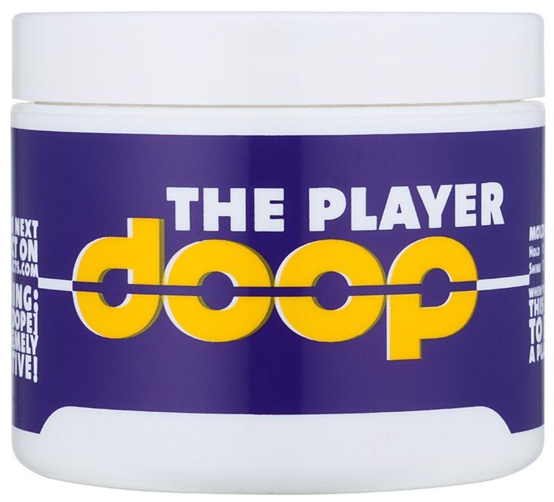 Doop The Player goma modeladora para cabelo