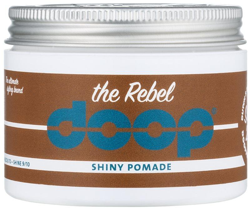 Doop The Rebel Pommade  voor Glans