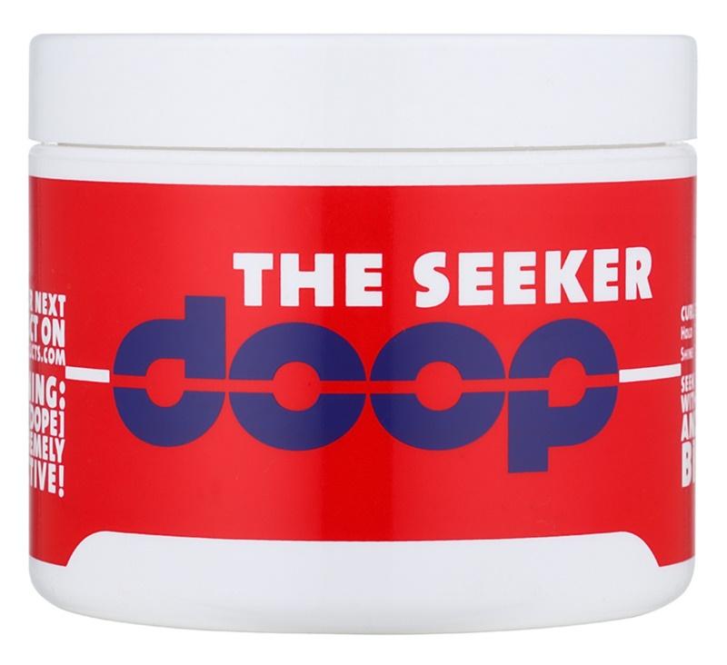 Doop The Seeker pasta de modelação para cabelo