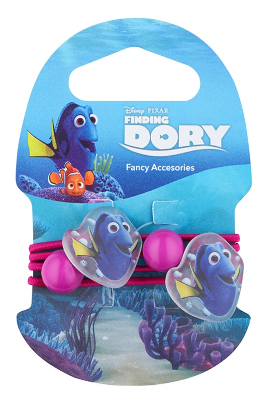 Dory Fancy Accessories gomas para cabello de colores