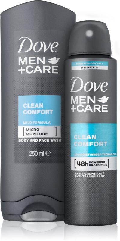 Dove Men+Care Clean Comfort kosmetická sada I.