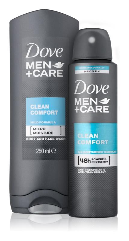 Dove Men+Care Clean Comfort kozmetická sada I.