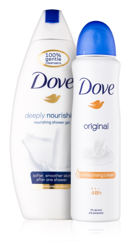 Dove Original kozmetični set I.