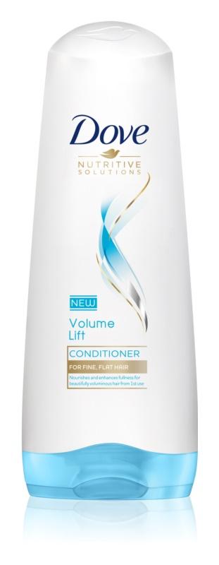 Dove Nutritive Solutions Volume Lift Conditioner für mehr Volumen bei feinem Haar