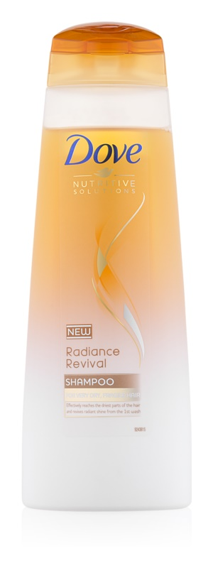 Dove Nutritive Solutions Radiance Revival šampón pre lesk suchých a lámavých vlasov