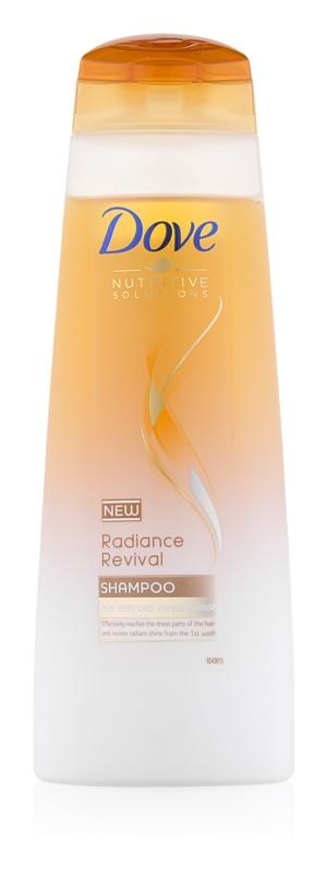 Dove Nutritive Solutions Radiance Revival шампунь для блиску сухого та ламкого волосся