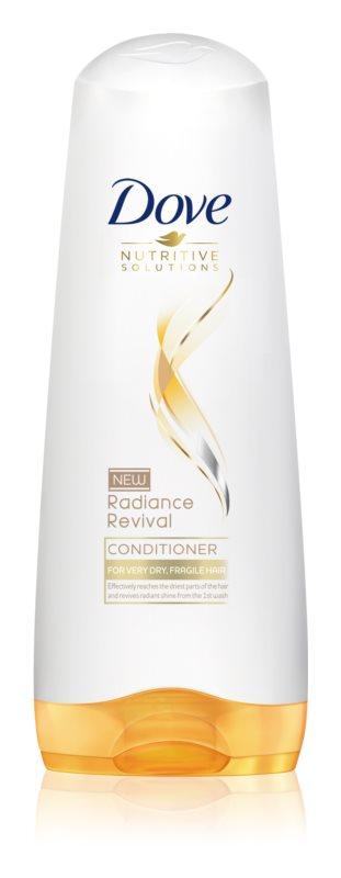 Dove Nutritive Solutions Radiance Revival Conditioner für trockenes und sprödes Haar