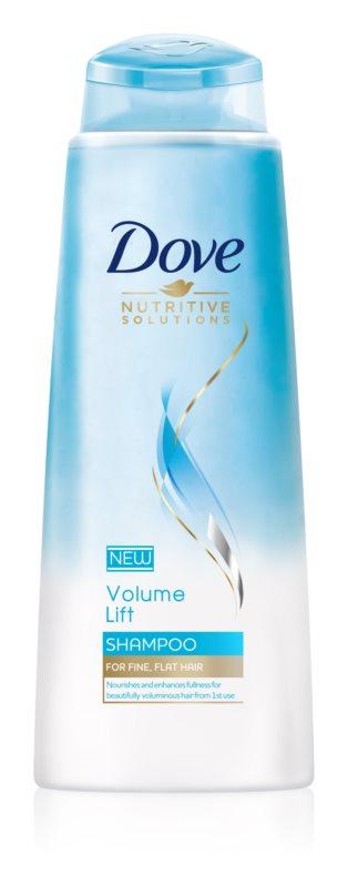 Dove Nutritive Solutions Volume Lift šampón pre objem jemných vlasov