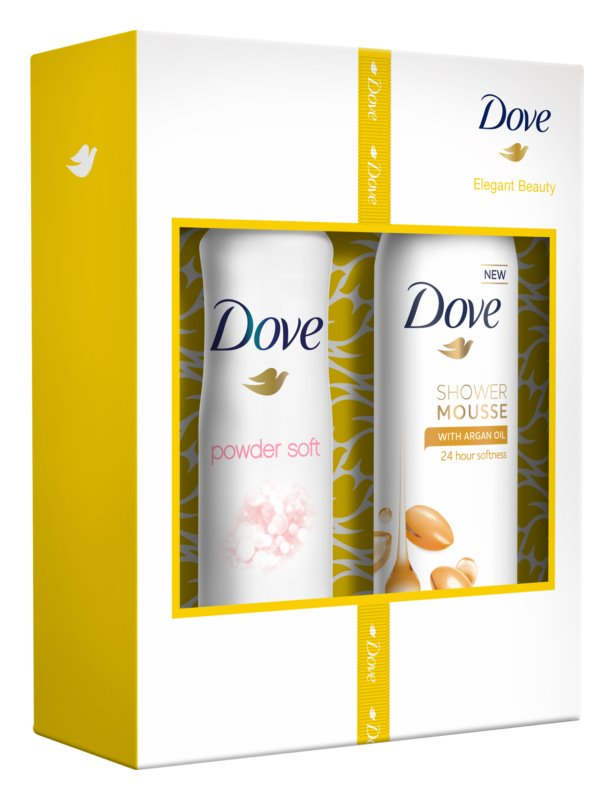 Dove Powder Soft Kosmetik-Set  I.