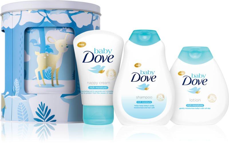 Dove Baby Rich Moisture Gift Set I. (for Kids)