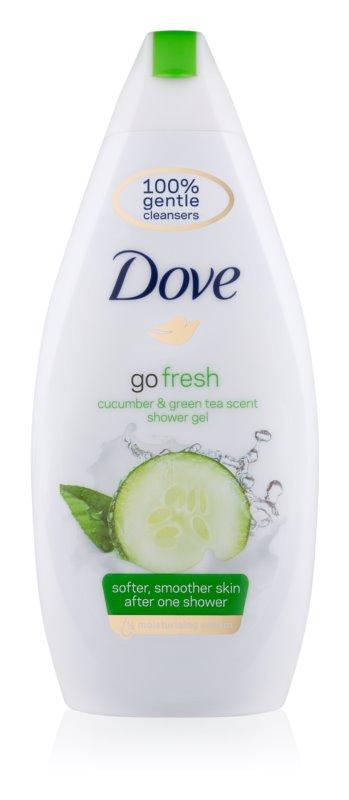 Dove Go Fresh Cosmetic Set III.