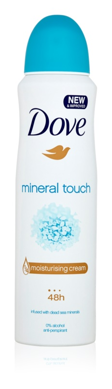 Dove Mineral Touch Antitranspirant-Spray